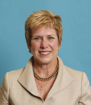 Photo - Oklahoma schools Superintendent Janet Barresi <strong>Provided - Provided</strong>