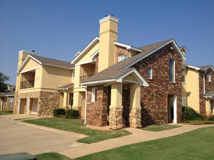 photo - A section of Quail Landing Apartments, 14200 N May Ave. &lt;strong&gt; - PROVIDED&lt;/strong&gt;