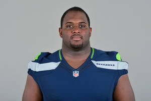 Photo - FILE - This is a 2013 file photo of Brandon Mebane of the Seattle Seahawks NFL football team. Mebane is a Seattle original, drafted in the third round by the Seahawks in 2007 and now one win away from helping get the franchise to the Super Bowl. (AP Photo, File)