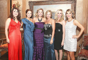 photo - Shawna Dixon, Jennifer Getts, Brandy Stafford, Laura Bookins, Keri McKiddie, Susanna Hughes.