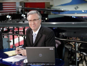 Photo - Keith Olbermann, shown as an MSNBC political commentator in 2007, is returing to ESPN. AP PHOTO <strong>Mark J. Terrill - AP</strong>