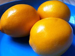 Photo - Meyer lemons are in season right now and available at specialty markets like Whole Foods. <strong>DAVE CATHEY - THE OKLAHOMAN</strong>