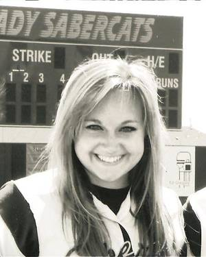 Photo - Brittany James Southmoore slowpitch softball standout