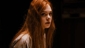 "Photo - This publicity photo released by A24 Films shows Elle Fanning as Ginger in a scene from the film, ""Ginger and Rosa,"" directed by Sally Potter.  (AP Photo/A24 Film, Nicola Dove)"