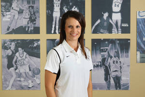 Photo - Oklahoma Baptist University has named former OBU player Casi Cox-Bays as its interim women's basketball coach, replacing John McCollough, who joins the Portland Trail Blazers as an advance scout.