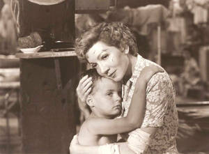 """Photo - <!-- Desert click tracking. Do not remove. --> <img class=""""deseret-beacon"""" src=""""http://beacon.deseretconnect.com/beacon.gif?cid=168064&pid=109"""" /><!-- End click tracking. -->  Claudette Colbert in """"Three Came Home."""""""