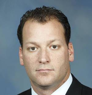 photo - Mike Yurcich OSU offensive  coordinator