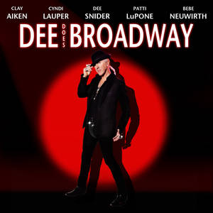 """Photo -   In this CD cover image released by Razor & Tie, the latest release by Dee Snider, """"Dee Does Broadway,"""" is shown. (AP Photo/Razor & Tie)"""