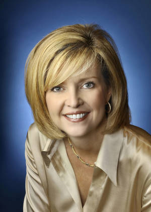 photo - Kim Henry, executive director of the Sarkeys Foundation in Norman. PHOTO PROVIDED. <strong>Erick Gfeller</strong>