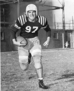 Photo - Lindell Pearson, Capitol Hill's hard-hitting, fast-moving football fullback. OKLAHOMAN ARCHIVE PHOTO <strong>JOE MILLER</strong>