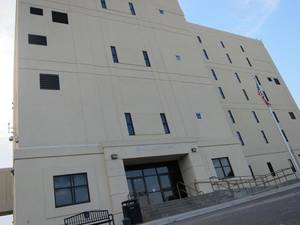 Photo - Grady County jail. (Chickasha Express-Star photo)