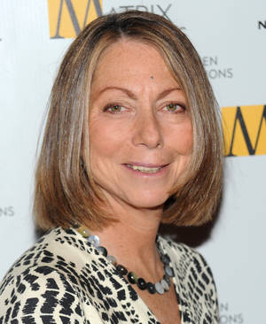 Photo - FILE - The New York Times managing editor Jill Abramson attends the 2010 Matrix Awards presented by the New York Women in Communications at the Waldorf-Astoria Hotel in this Monday, April 19, 2010  file photo in New York. The New York Times on Wednesday May 14, 2014 announced that executive editor Jill Abramson is being replaced by managing editor Dean Baquet after two and a half years on the job. (AP Photo/Evan Agostini, File)