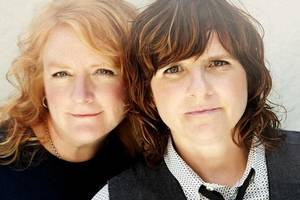 Indigo Girls: Emily Saliers, left, and Amy Ray. PHOTO PROVIDED <strong></strong>