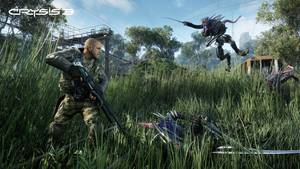 "Photo - This video game image released by Electronic Arts shows a scene from ""Crysis 3."" (AP Photo/Electronic Arts)"