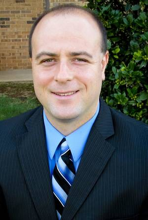 Photo - Kevin Windholz is vice president for enrollment management at Oklahoma City University. <strong></strong>