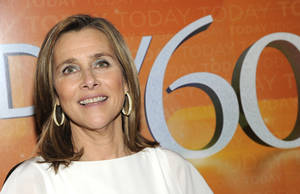 "Photo - FILE - This Jan. 12, 2012 file photo, Meredith Vieira attends the ""Today"" show 60th anniversary celebration at the Edison Ballroom in New York. Vieira will cover for Bob Costas on NBC's Olympics broadcast on Friday because of an eye infection. (AP Photo/Evan Agostini, File)"