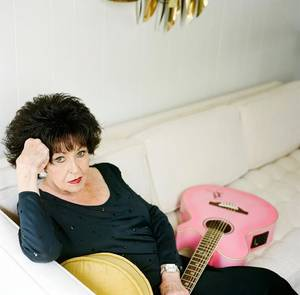 Photo - Wanda Jackson. Photo provided. <strong></strong>