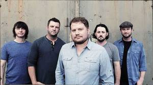 Photo - Randy Rogers Band. Photo provided. <strong></strong>