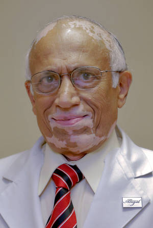 photo - Dr. Kautilya A. Mehta <strong>CHRIS LANDSBERGER - THE OKLAHOMAN</strong>