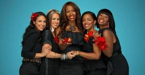 "Photo - The cast of TLC's ""The Sisterhood"" Photo provided <strong></strong>"
