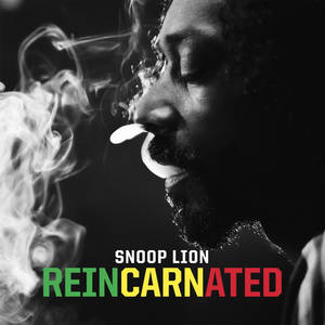 "Photo - This CD cover image released by RCA/RED shows ""Reincarnated,"" by Snoop Lion, formerly Snoop Dogg. (AP Photo/RCA/RED)"