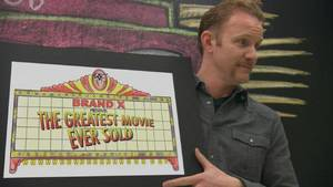 "Photo - Morgan Spurlock stars in ""Pom Wonderful Presents: The Greatest Movie Ever Sold."" Sony Pictures Classics"