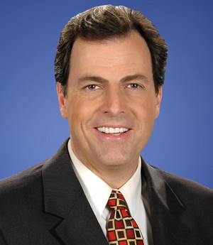 Photo - Mike Morgan, KFOR-4 chief meteorologist <strong></strong>