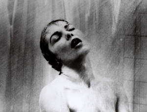 "Photo -   FILE - In this 1960 file photo, actress Janet Leigh appears as Marion Crane in the shower scene in Alfred Hitchcock's 1960 classic thriller ""Psycho."" Hitchcock's ""Psycho"" is a film that 52 years after its shocking premiere still hasn't released audiences from its subversive thrall. The film, which Hitchcock called ""a fun picture,"" was revolutionary in its violence, its sexiness, its sympathy to the perspective of the criminal mind, and, perhaps above all, its technique. (AP Photo/File)"