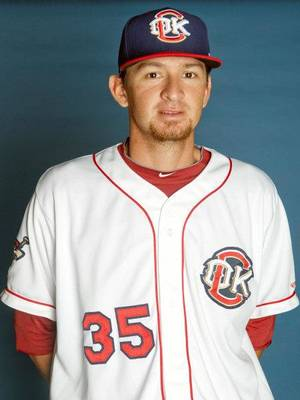 Photo - Douglas Arguello, Oklahoma City RedHawks <strong>Provided - Provided</strong>