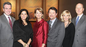 photo - Chris and Amy Reen, Kelly and Chris Fry, Myrla and Gary Pierson.  PHOTOS BY DAVID FAYTINGER, FOR THE OKLAHOMAN