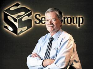 photo - Norm Szydlowski, president and chief executive officer of SemGroup Corp., is shown. TULSA WORLD ARCHIVES PHOTO
