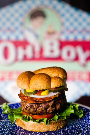 Photo - With grilling season underway ideas for making a better burger come quickly. Try other meats besides beef or maybe skip the meat completely. (Erik M. Lunsford/St. Louis Post-Dispatch/MCT)
