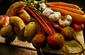 Photo - Root vegetables are in season. <strong>CHRIS LANDSBERGER - THE OKLAHOMAN</strong>