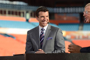 Photo - Rece Davis ESPN sportscaster