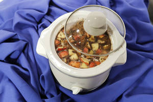 Photo - Apple Cinnamon Oatmeal can be put in the slow-cooker before you go to be bed and be ready when you wake up. <strong>DOUG HOKE - THE OKLAHOMAN</strong>
