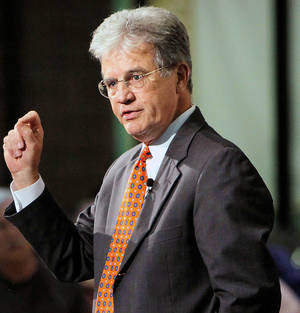 Photo - U.S. Sen. Tom Coburn