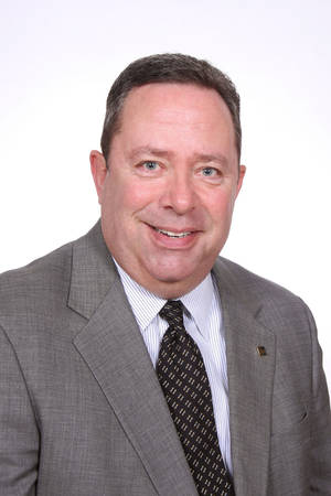 Photo - James Finch is executive vice president of the commercial lending division for First Fidelity Bank. <strong></strong>