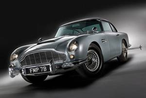 Photo - Aston Martin DB5