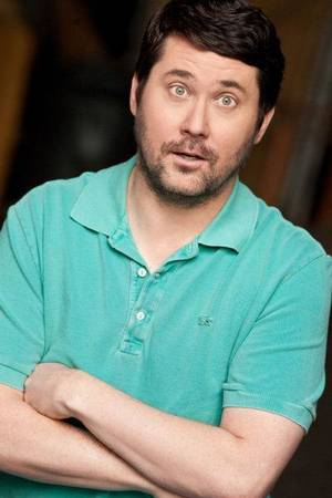 Comedian Doug Benson performs Tuesday at City Arts Center. Photo provided <strong></strong>