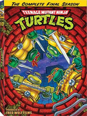 Photo - Teenage Mutant Ninja Turtles season 10 <strong></strong>