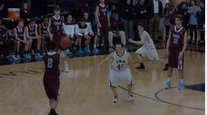 When Robert Lewis suited up for the Franklin Road Academy basketball team, it gave fans an extra reason to cheer. When he hit a last-second three-pointer, while being guarded by his own brother, it send the fans into a frenzy. (Courtesy: YouTube)