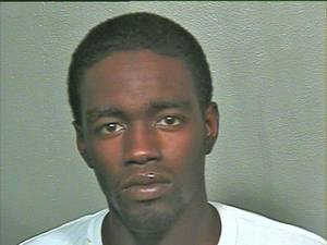 Photo - Michael Lee Smith <strong>Oklahoma County jail</strong>