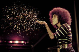 Photo - Esperanza Spalding. Photo by <strong></strong>