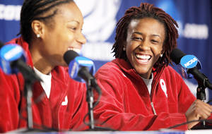 Photo - Danielle Robinson OU junior point guard