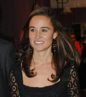 photo - This file photo of Nov. 28, 2007 shows Philippa Middleton, sister of Kate Middleton who is engaged to be married to Prince William, in London. Prince Harry has been chosen as his brother's best man and Kate Middleton's sister Pippa will be her maid of honor at the British royal wedding on April 29, their office said Monday Feb. 14, 2011. (AP Photo/Fiona Hanson/PA Wire, file)
