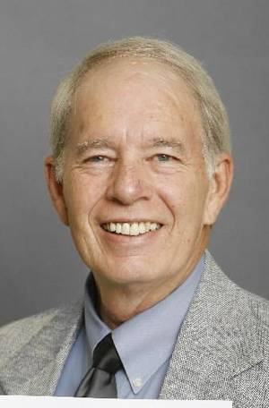 photo - 2006 file photo of G. Wayne Olmstead by Paul B. Southerland