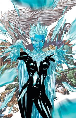 "Photo - Art from ""Justice League of America 7.2: Killer Frost."" DC Comics. <strong></strong>"