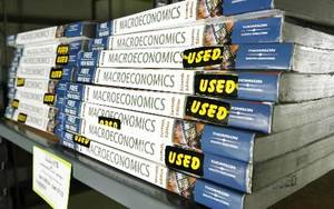 photo - College textbooks are seen in this file photo. 