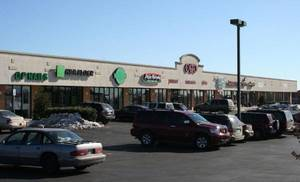 Photo - Danforth Plaza Shopping Center, 2000 W Danforth Road. <strong> - Provided</strong>