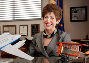 Photo - Lindy Ritz Director of the FAA's Mike Monroney Aeronautical Center in Oklahoma City, is retiring Jan. 3